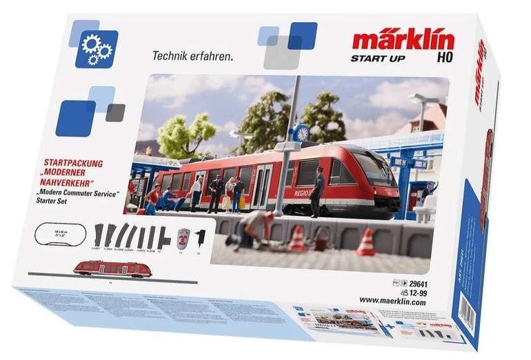 """Märklin 29641 - Startpackung """"Moderner Nahverkehr"""" Digital für 129,99€"""