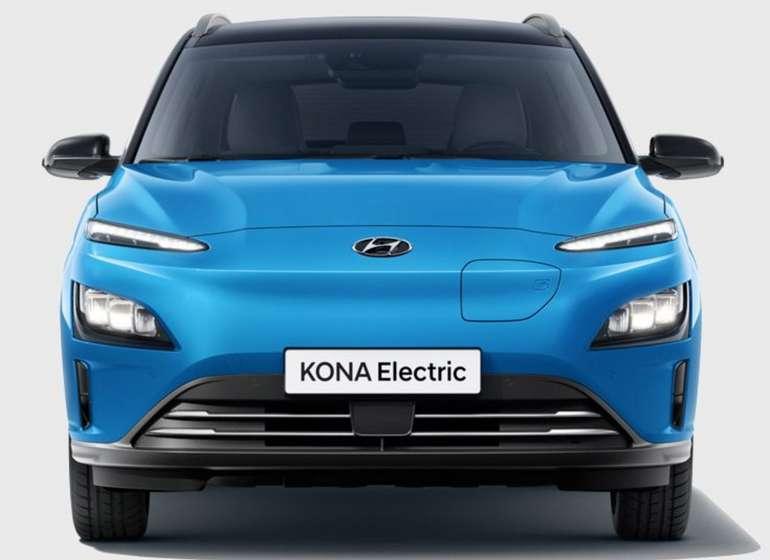 Gewerbeleasing: Hyundai Kona EV FL MJ21 mit 136 PS für 22,08€ mtl. (BAFA, LF: 0.07, Überführung: 850€)