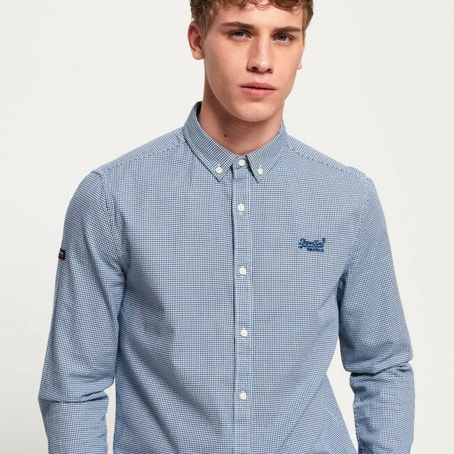 Superdry Herren Hemden (versch. Modelle) für je 19,96€ inkl. Versand