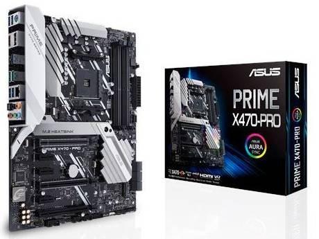 Asus Prime X470-Pro AMD AM4 Mainboard für 108,89€ inkl. Versand (statt 129€)