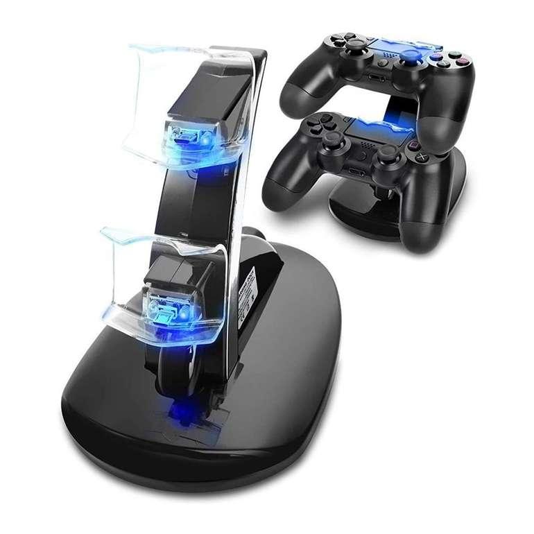 Tihokile PS4 Controller Ladestation für 5,99€ inkl. Prime Versand (statt 9,99€)