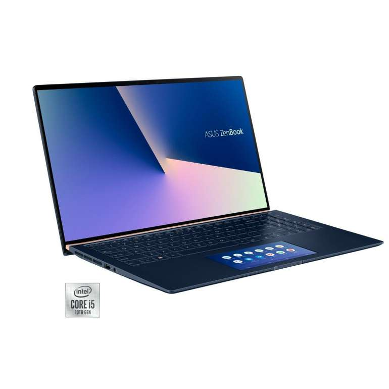 "ASUS ZenBook 15 UX534FAC-A8048T (15,6"", i5, 8GB, 512GB SSD) für 889,90€ inkl. VSK (statt 956€)"