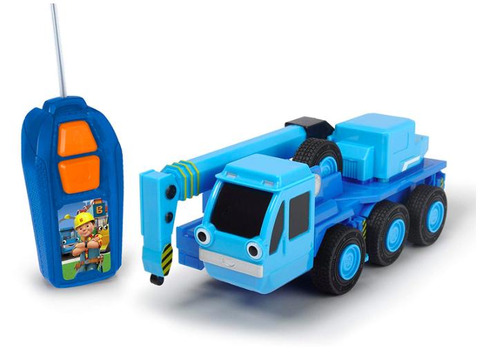 Dickie RC Bob der Baumeister Heppo - ferngesteuerter Kranwagen für 10,77€