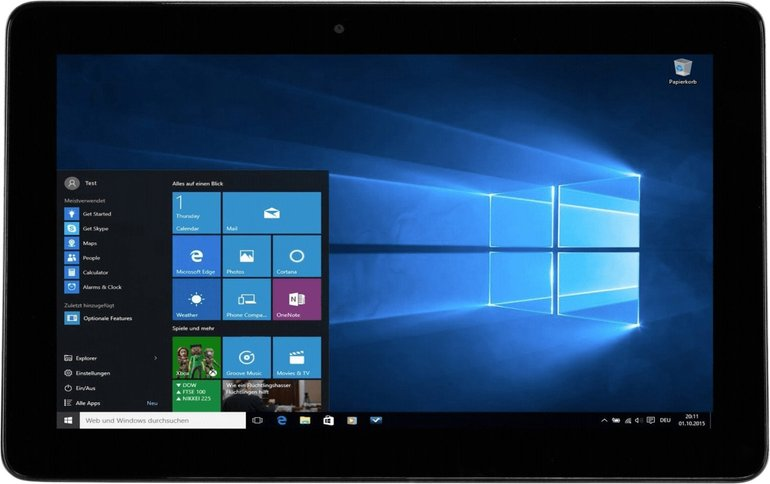 """Dell Latitude 5179 Secure-Edition 11"""" Touch Tablet für 288€ inkl. Versand (B-Ware)"""