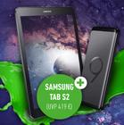 Galaxy S9 + Tab S2 + Smart L Plus (5GB, Allnet-Flat, SMS-Flat) je 36,99€ mtl.