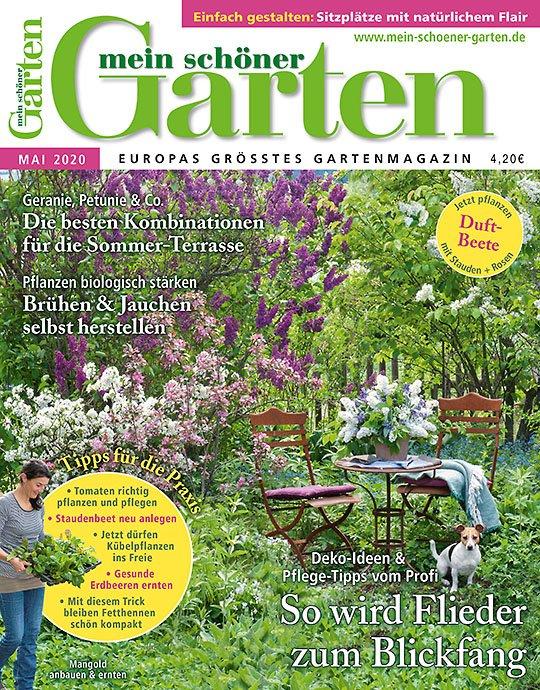 4 Ausgaben Mein Schoner Garten Fur 16 80 10