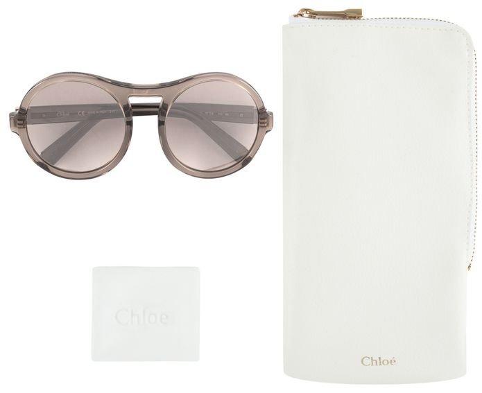 """Chloé Marlow Damen Sonnenbrille """"CE715S-272"""" für 37,28€ inkl. Versand (statt 146€)"""