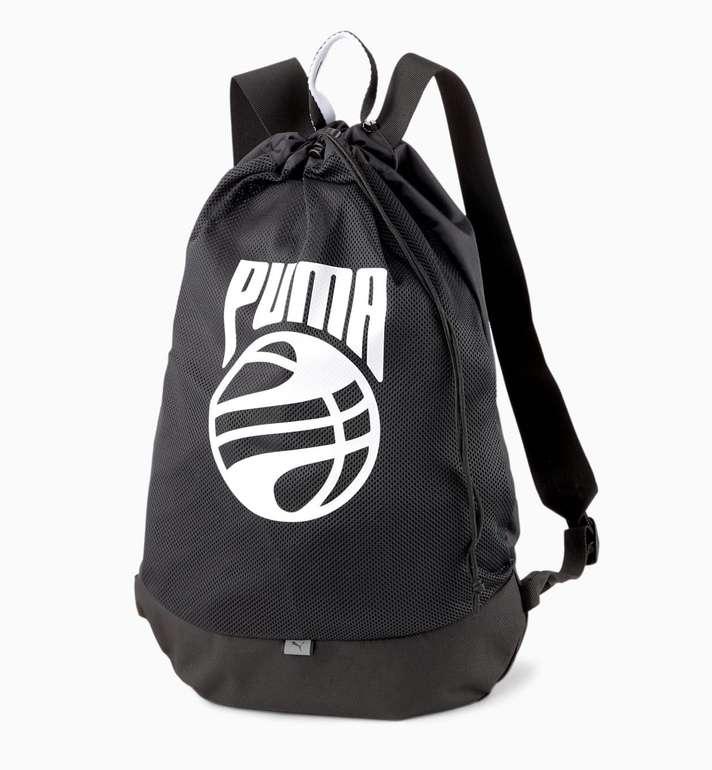 Puma Basketball Turnbeutel für 13,16€ inkl. Versand (statt 17€)