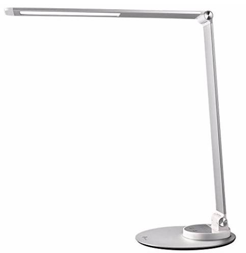 TaoTronics TT-DL22 LED Schreibtischlampe mit 3 Farbstufen für 30,99€ (statt 40€)