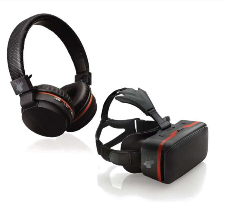 """The Voice"" Kopfhörer & Virtual Reality Brille für 16,99€ inkl. Versand (statt 35€)"