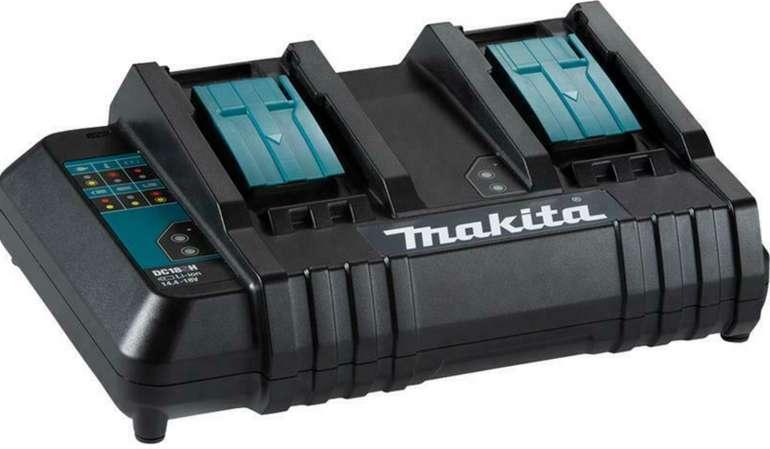 Makita Doppel-Ladegerät DC18SH für 39,90€inkl. Versand (statt 55€)