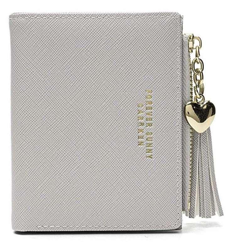 Joseko Damen Geldbörse aus Kunstleder für 6,49€ inkl. Prime Versand