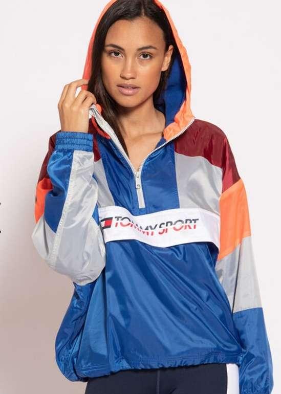 Tommy Hilfiger Damen Regen- & Outdoorjacke (Windbreaker) für 51,98€ inkl. Versand (statt 90€)
