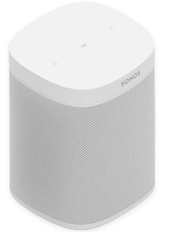 Sonos One SL Lautsprecher generalüberholt mit WLAN und AirPlay 2 für 139€ (statt 155€) - 2. Generation: 169€