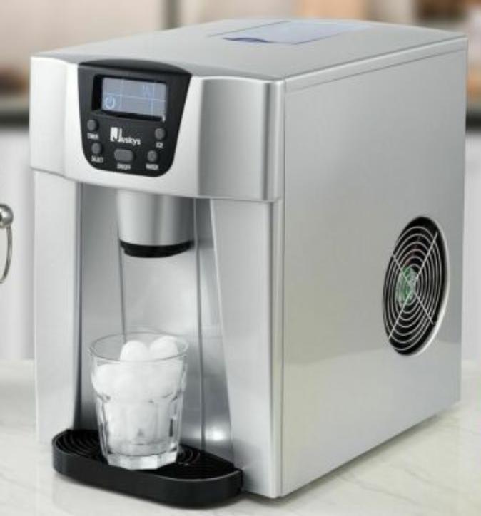 Juskys Eiswürfelmaschine PIM200L mit Spender für 129,95€ inkl. Versand (statt 159€)