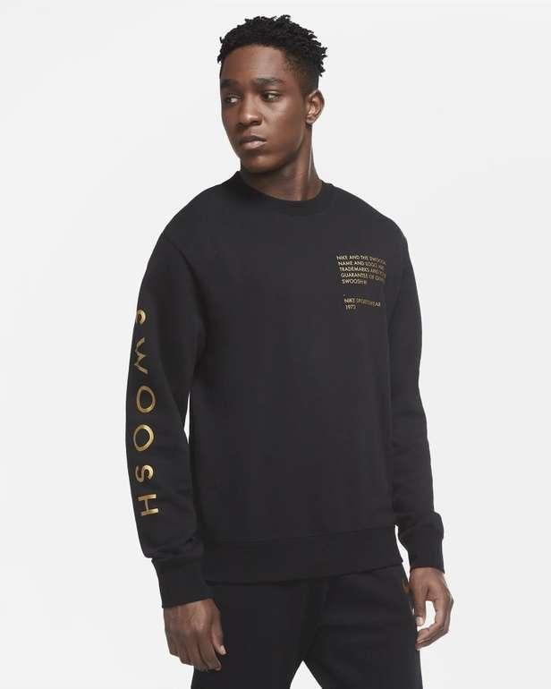 Nike Sportswear Swoosh Crew Herren Rundhalsshirt für 32,15€ inkl. Versand (statt 42€) - Nike Membership!