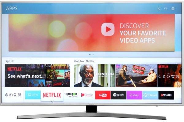 Samsung UE49MU6409 – 49 Zoll UHD LED Smart TV für 599€ (statt 678€)
