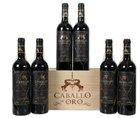 6 Flaschen Caballo de Oro - Valdepeñas DO Gran Reserva für 41,94€