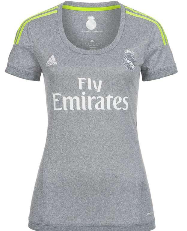 adidas Real Madrid Damen Auswärts Trikot für 10,72€ inkl. Versand (statt 20€)