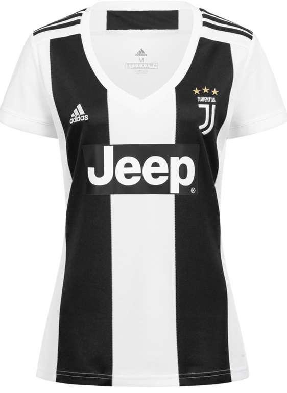 adidas Juventus Turin Damen Heim Trikot für 21,94€inkl. Versand (statt 25€)