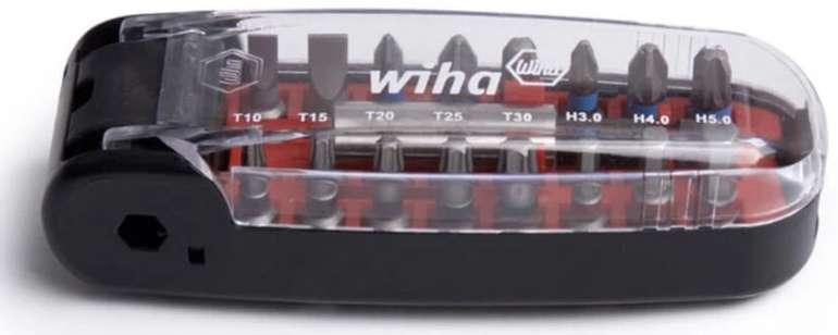 17-tlg. Wiha Bit-Sortiment in Kunststoffbox für 11,18€ inkl. Versand (statt 14€) - Neukunden nur 7,64€!