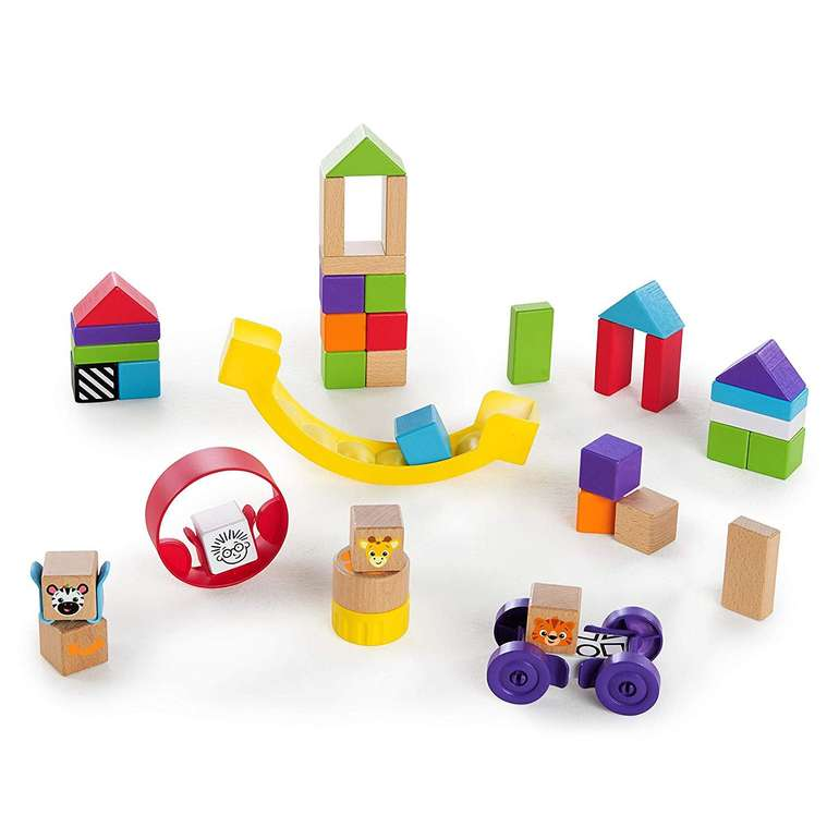 Hape Baby Einstein Multifunktionsbausteine Set für 13,94€ inkl. Versand (statt 19€)