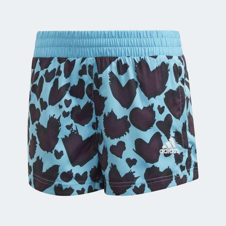 Adidas Aeroready Woven Mädchen Shorts für 11,70€ inkl. Versand (statt 16€) - Creators Club!