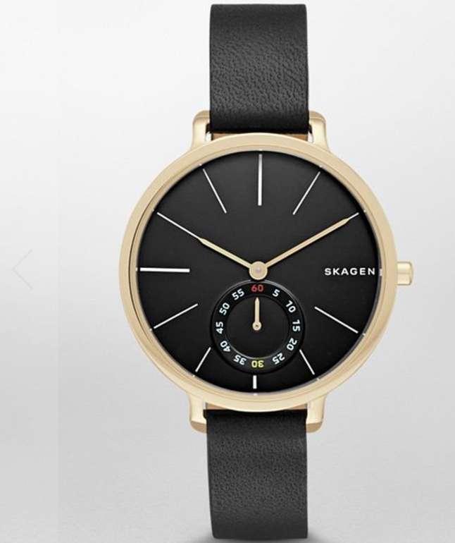 Bestpreis! Viele Skagen Hybrid Smartwatches, z.B. SKT2354 für 49€ (statt 92€)