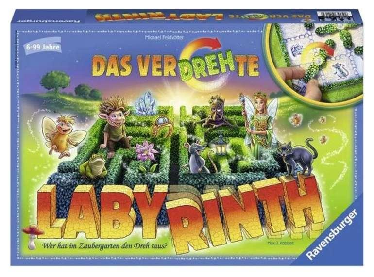 Ravensburger - Das verdrehte Labyrinth ab 5,73€ inkl. Versand (statt 17€)