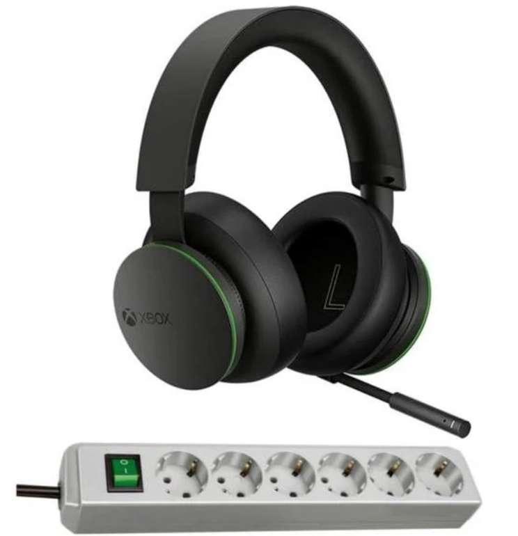 Microsoft Xbox Wireless Headset + Brennenstuhl Eco Line 6fach Steckdosenleiste für 90,28€ (statt 100€) - Newsletter!