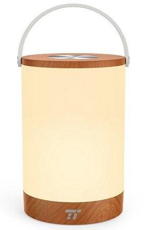 TaoTronics -  Vintage Nachttischlampe mit RGB Farbwechsel für 21,99€ inkl. VSK