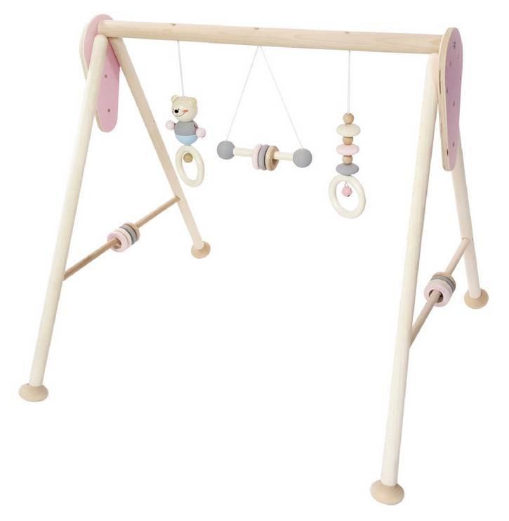 Hess 13382 - Holzspielzeug in nature rosa für 41,99€ inkl. Versand (statt 51€)