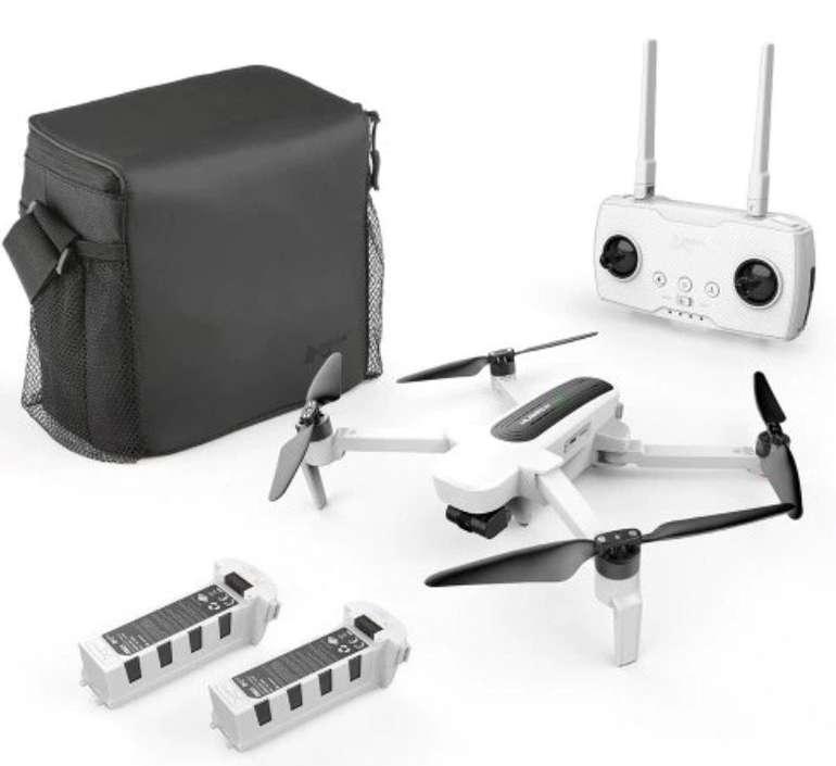 Hubsan Z117S Zino Quadrocopter Drohne mit 4K Video, 2 Akkus und Tasche für 231,17€ inkl. Versand