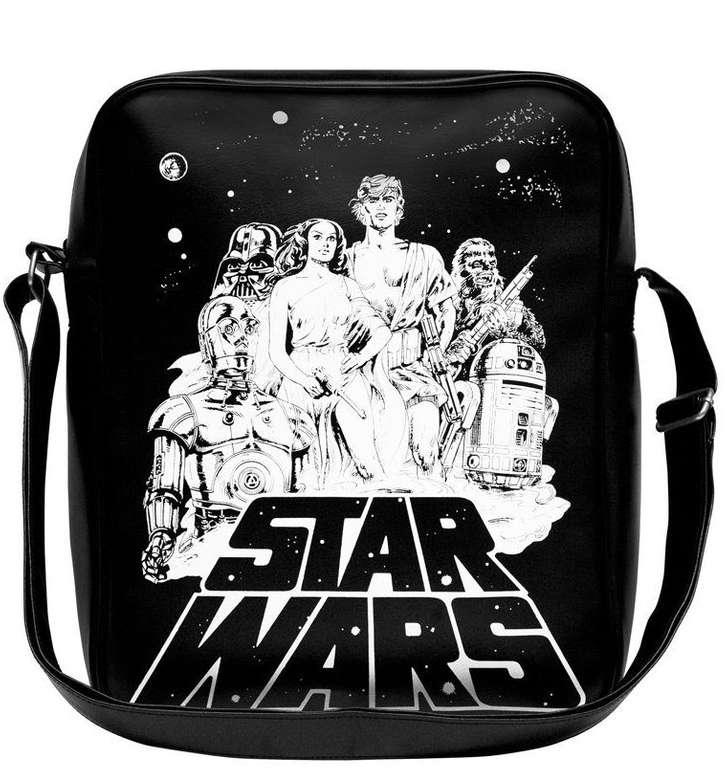 Logoshirt Tasche 'Krieg der Sterne' für 19,19€ inkl. Versand (statt 30€)
