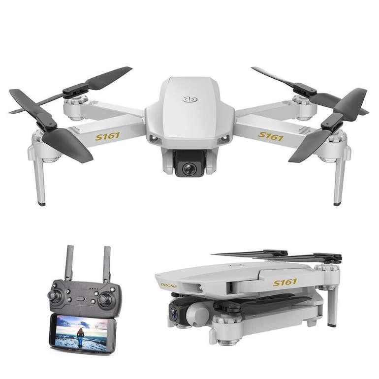 CSJ S161 Mini Pro Drohne mit 4K Kamera für 24,64€ inkl. Versand (statt 29€)