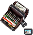 Lebexy Geldbeutel mit RFID Schutz für 8,98€ inkl. Prime Versand (statt 14€)