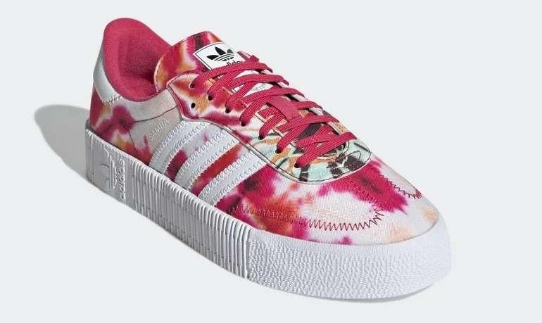 Adidas Originals Sambarose Sneaker für 49€ inkl. Versand (statt 87€)