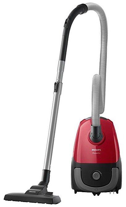 Philips PowerGo FC8243/09 kompakter Bodenstaubsauger mit Beutel für 59€