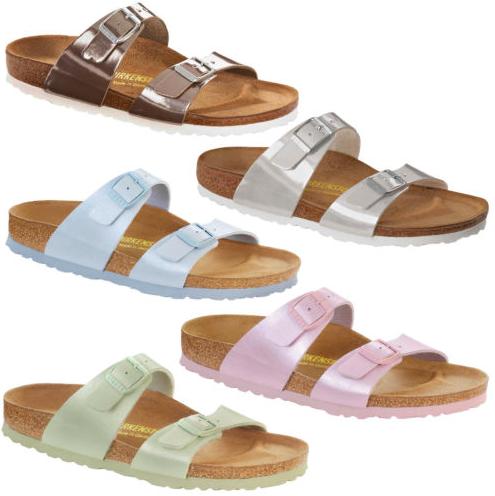 Birkenstock Sydney Damen Sandalen/Pantoletten für je 29,99€ (statt 37€)