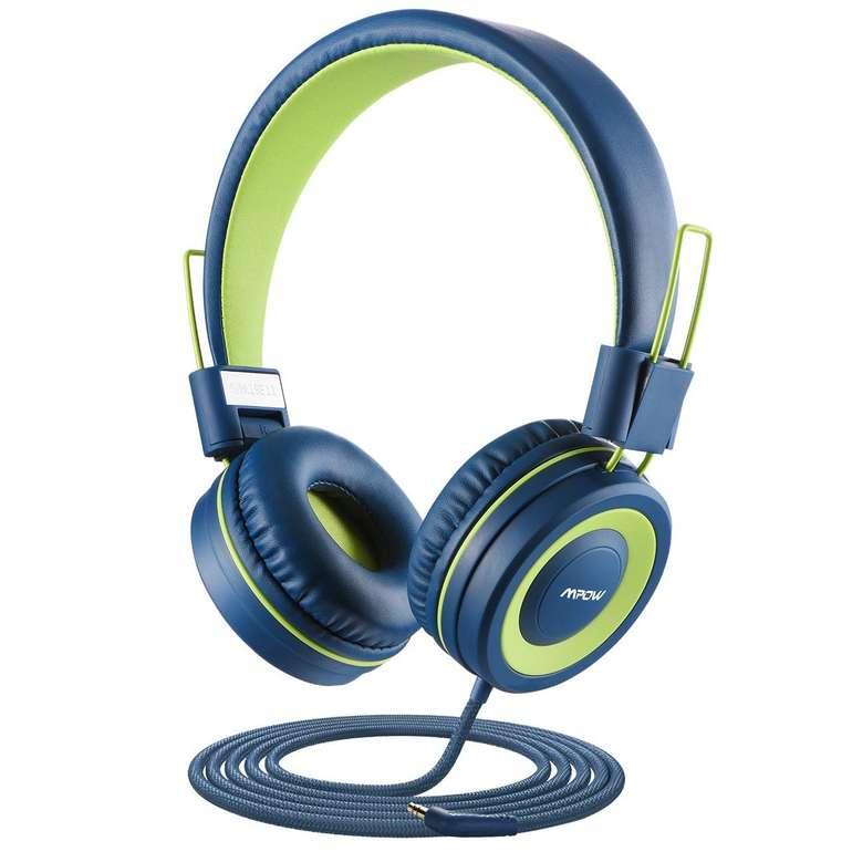 Mpow CH8 Kinderkopfhörer mit Lautstärke-Begrenzung für 9,99€ (Prime)