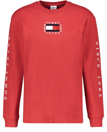 "Tommy Jeans Herren Shirt ""TJM Longsleeve Box"" in 2 verschiedenen Farben für je 37,71€ inkl. Versand (statt 60€)"