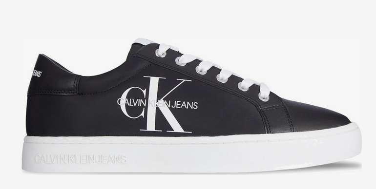 Calvin Klein Jeans Sneaker in Schwarz für 44,90€ inkl. Versand (statt 80€)