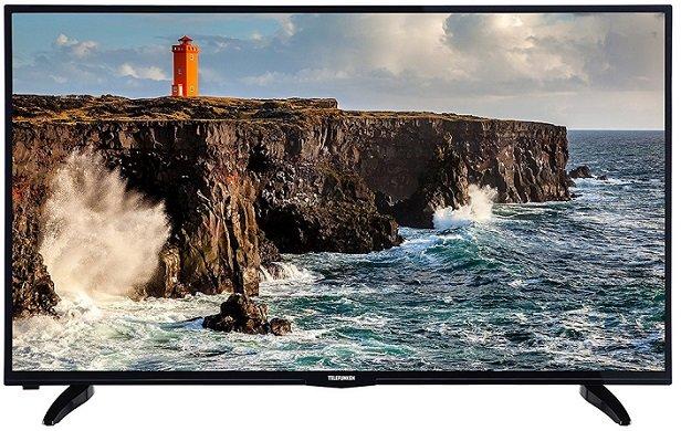 Telefunken XF50D101 - 50 Zoll LED FullHD TV mit Triple Tuner für 320€ inkl. VSK