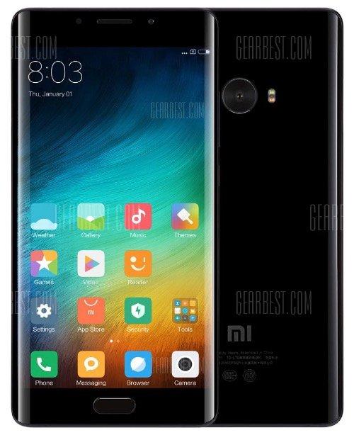 """Xiaomi Mi Note 2 mit 5,7"""" OLED Display, 128GB Speicher + 6GB RAM für 290,19€"""