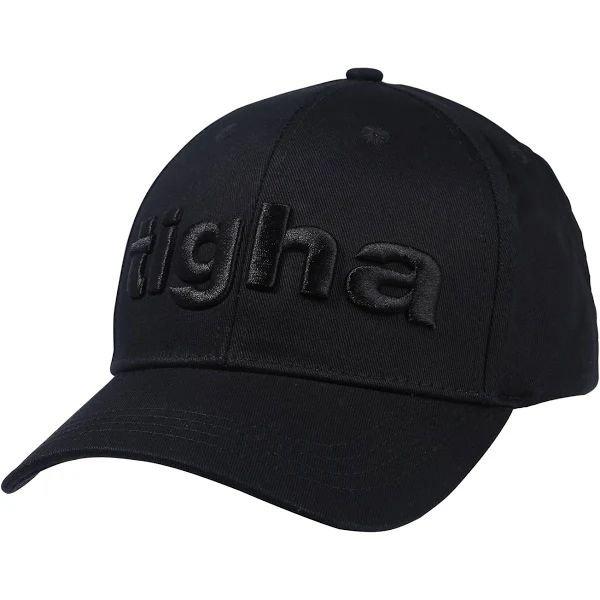 Tigha Basecap in Schwarz für 25,49€ inkl. Versand (statt 30€)
