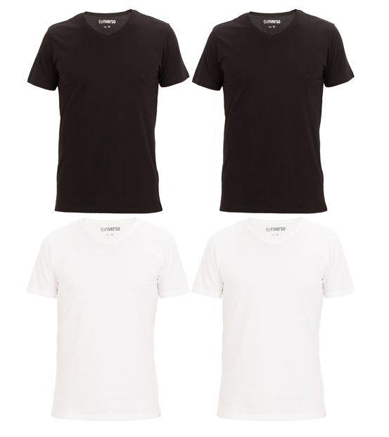 4x Riverso Herren T-Shirt (bis 5XL) für 25,95€ inkl. Versand (statt 30€)