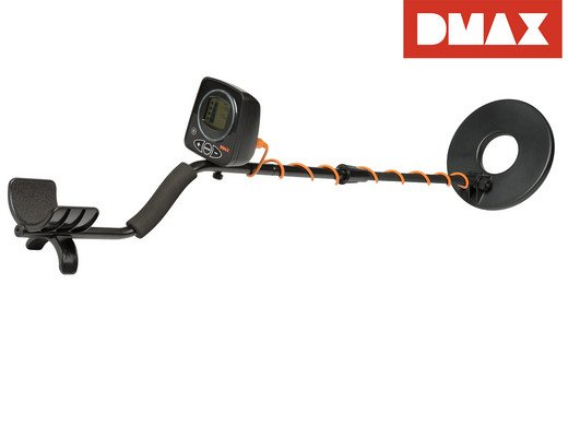 Dmax EasySearch Metalldetektor für 35,90€ inkl. Versand (Vergleich: 68€)