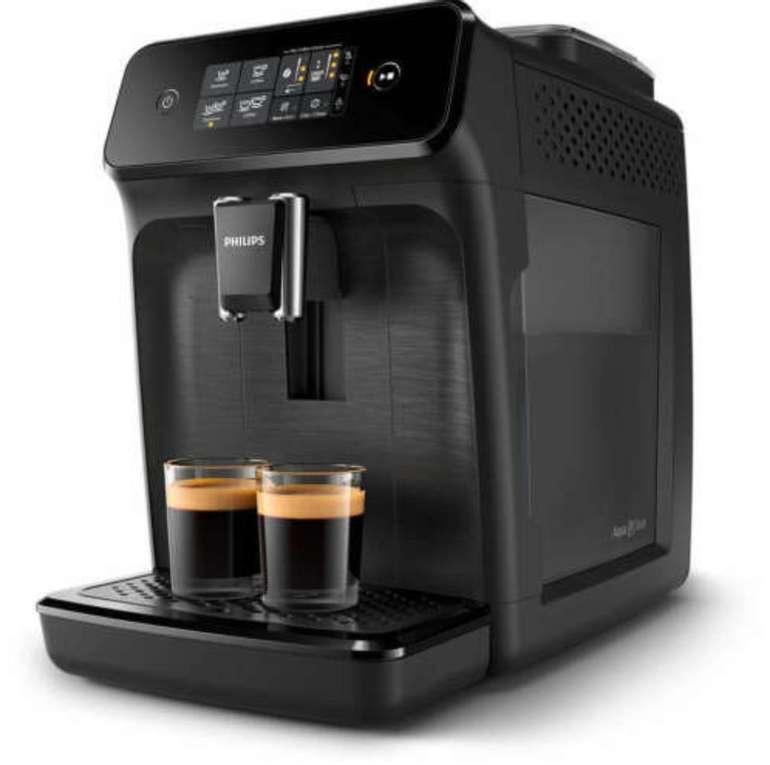 Philips EP1200/00 Kaffeevollautomat mit Keramik-Mahlwerk & herausnehmbarer Brühgruppe für 202,05€ (statt 262€)