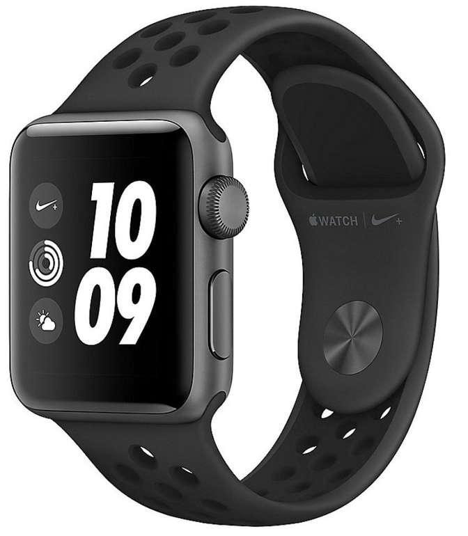 Apple Watch Nike+ Series 3 38mm Smartwatch Aluminium für 208,09€ inkl. Versand (statt 227€)