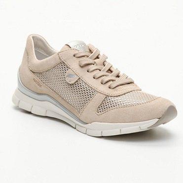 Geox Respire Schuhe Sale mit bis zu 65% Rabatt - z.B Sneakers für 49,99€